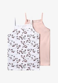 Name it - NKFSTRAP TOP 2 PACK - Tílko - strawberry cream - 3
