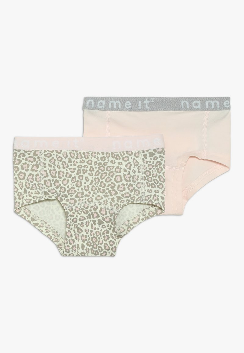Name it - NMFHIPSTER 2 PACK - Boxerky - barely pink