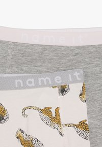 Name it - NKFHIPSTER LEO 2 PACK - Pants - barely pink - 4