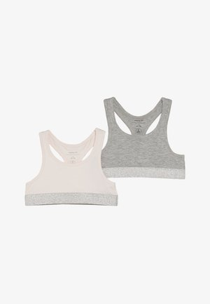 NKFSHORT 2 PACK - Top - barely pink