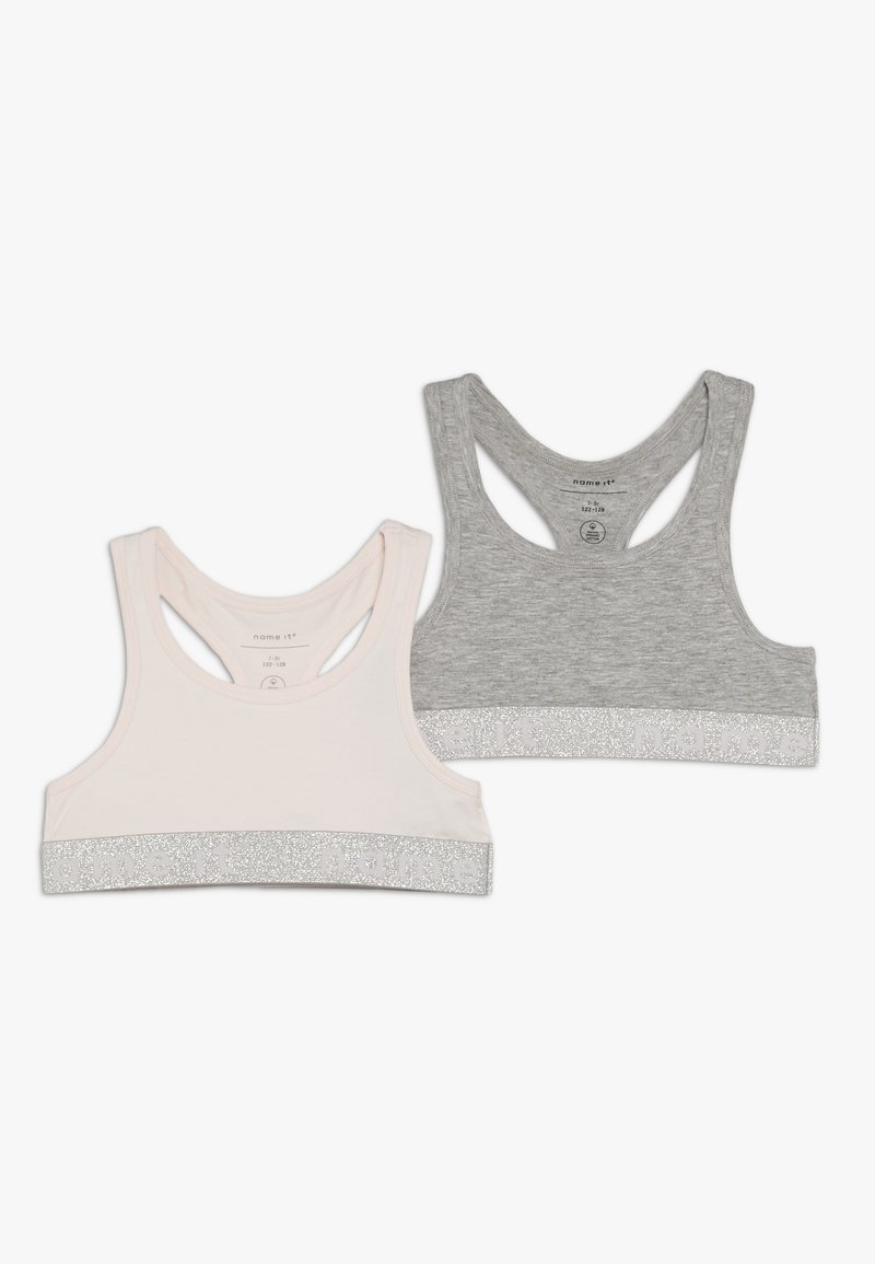 Name it - NKFSHORT 2 PACK - Korzet - barely pink