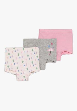 NMFTIGHTS PRISM 3 PACK - Pants - prism pink