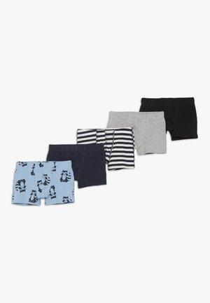 NMMLOMUS TIGHTS 5 PACK - Panties - dark sapphire
