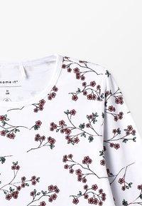 Name it - NMFNIGHTSET - Pyjama set - bright white - 5