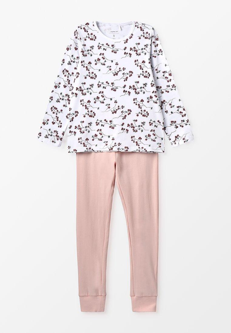 Name it - NMFNIGHTSET - Pyjama set - bright white