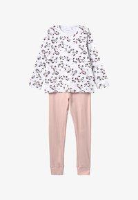 Name it - NMFNIGHTSET - Pyjama set - bright white - 6