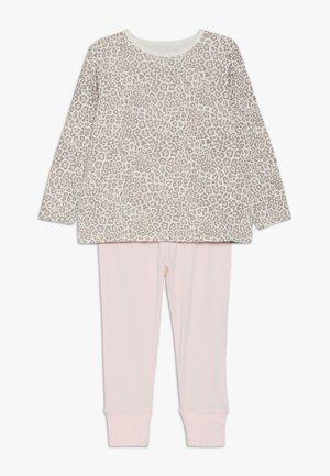 NMFNIGHTSET  - Pyžamová sada - barely pink
