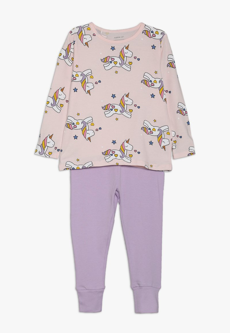 Name it - NMFNIGHTBARELY UNICORN  - Pyjama set - barely pink