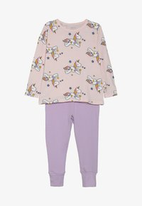 Name it - NMFNIGHTBARELY UNICORN  - Pyjama set - barely pink - 3