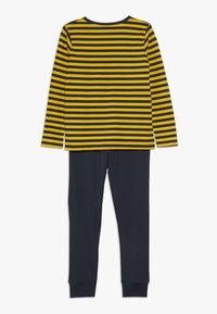 Name it - NKMLIRAN 2 PACK  - Pyjama set - old gold/grey - 0