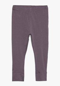 Name it - NMFLUFIE NIGHT 2 PACK - Pyjama set - sea fog/silver pink - 4
