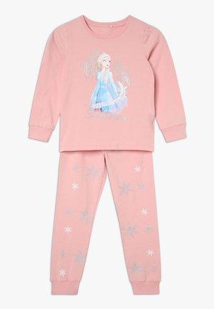 DISNEY FROZEN ELSA - Pyžamová sada - silver/pink
