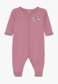 Name it - NBFNIGHTSUIT 2 PACK - Pyjama - heather rose - 2