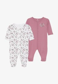 Name it - NBFNIGHTSUIT 2 PACK - Pyjama - heather rose - 3