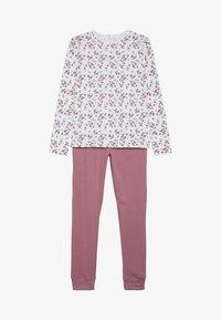 Name it - NKFNIGHTSET FLOWER  - Pijama - heather rose - 3