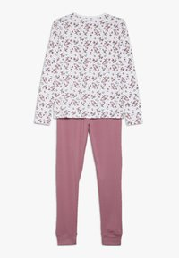 Name it - NKFNIGHTSET FLOWER  - Pijama - heather rose - 1