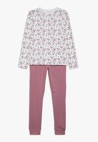 Name it - NKFNIGHTSET FLOWER  - Pijama - heather rose - 0