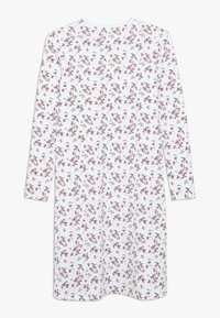Name it - NKFNIGHTGOWN FLOWER - Chemise de nuit / Nuisette - heather rose - 1