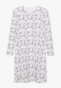Name it - NKFNIGHTGOWN FLOWER - Chemise de nuit / Nuisette - heather rose - 0