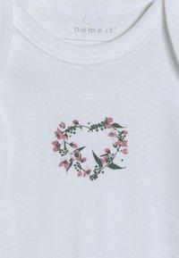 Name it - NBFBODY FLOWER 3 PACK - Pyjama - heather rose - 3