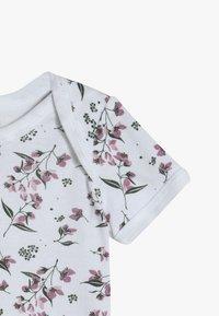 Name it - NBFBODY FLOWER 3 PACK - Pyjama - heather rose - 5