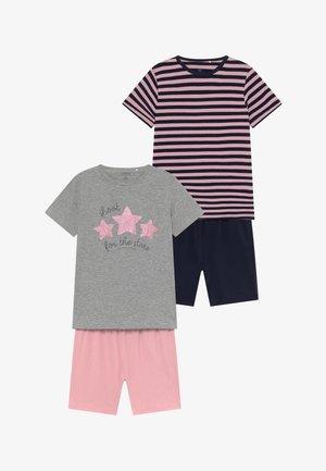NKFDANILLA 2 PACK - Pijama - pink nectar