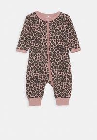 Name it - NBFNIGHTSUIT ZIP 2 PACK - Pyjamas - woodrose - 2