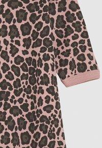 Name it - NBFNIGHTSUIT ZIP 2 PACK - Pyjamas - woodrose - 4