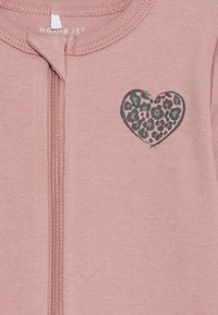 Name it - NBFNIGHTSUIT ZIP 2 PACK - Pyjamas - woodrose - 3