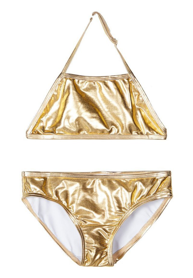 Bikini - gold colour