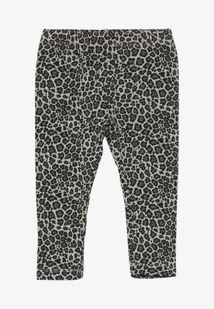 NBFLALA - Leggings - Trousers - grey melange