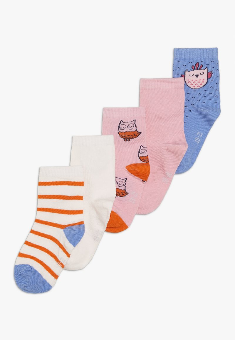 Name it - NMFVINNI 5 PACK - Socks - barely pink