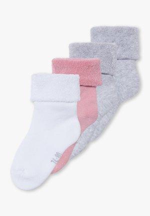 NBFRIFFE 5 PACK - Sokken - pink nectar