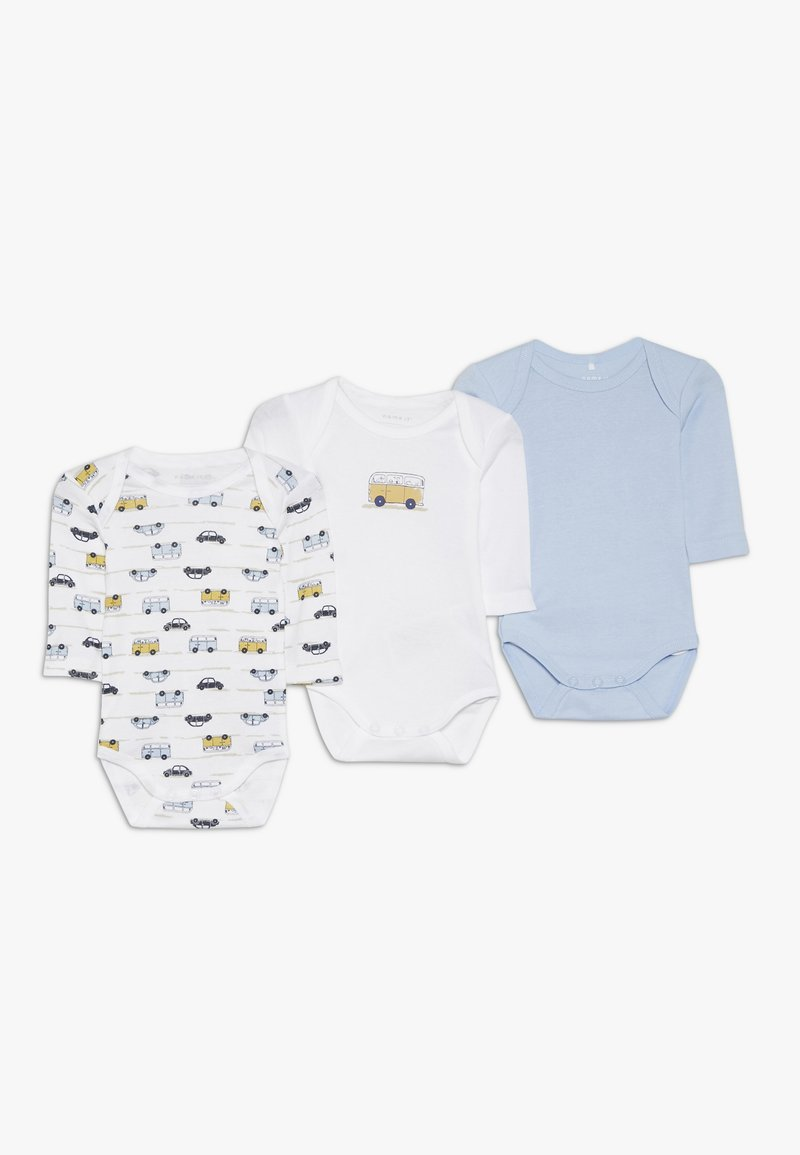 Name it - NBMBODY 3 PACK - Body - cashmere blue