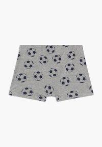 Name it - NKMTIGHTS FOOTBALL 3 PACK  - Boxerky - grey melange - 1