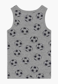 Name it - NMMTANK FOOTBALL 2 PACK - Undershirt - grey melange - 1
