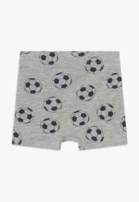 Name it - NMMTIGHTS FOOTBALL 3PACK  - Boxerky - grey melange - 1