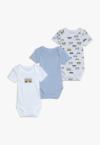 Name it - 3 PACK - Body - cashmere blue - 0