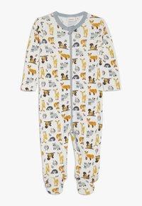 Name it - NBMWILLIT NIGHTSUIT - Pijama - snow white - 0