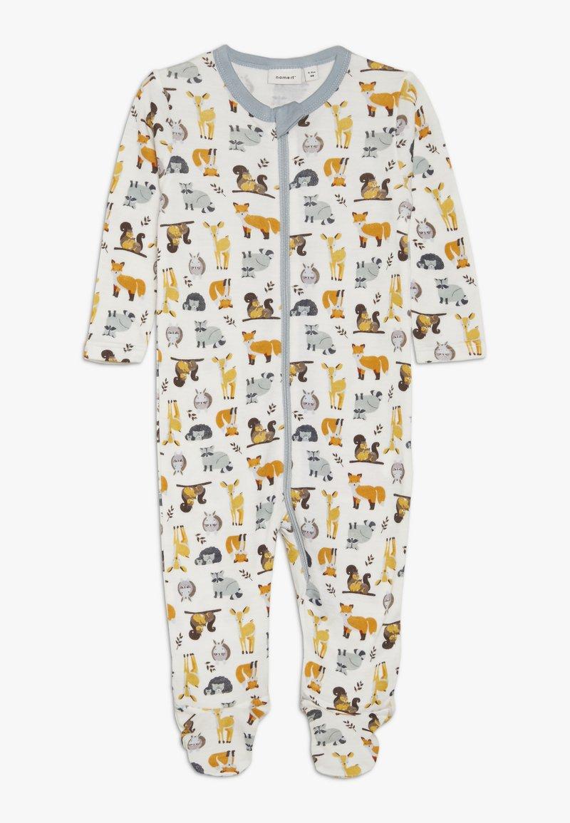Name it - NBMWILLIT NIGHTSUIT - Pijama - snow white
