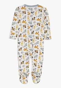 Name it - NBMWILLIT NIGHTSUIT - Pijama - snow white - 1