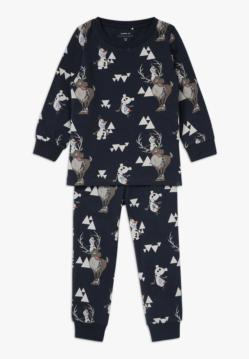 Name it - DISNEY FROZEN OLAF - Pyjamas - dark sapphire