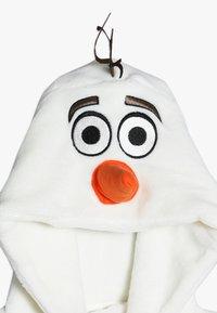 Name it - DISNEY FROZEN OLAF   - Bademantel - snow white - 5