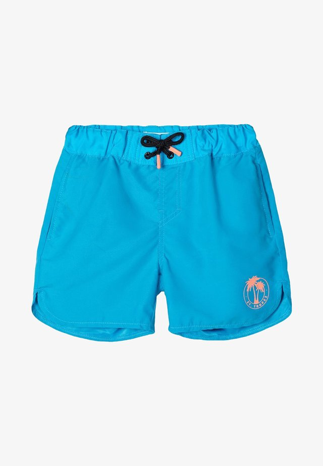 NAME IT BADESHORTS GUMMIBUND - Uimashortsit - hawaiian ocean
