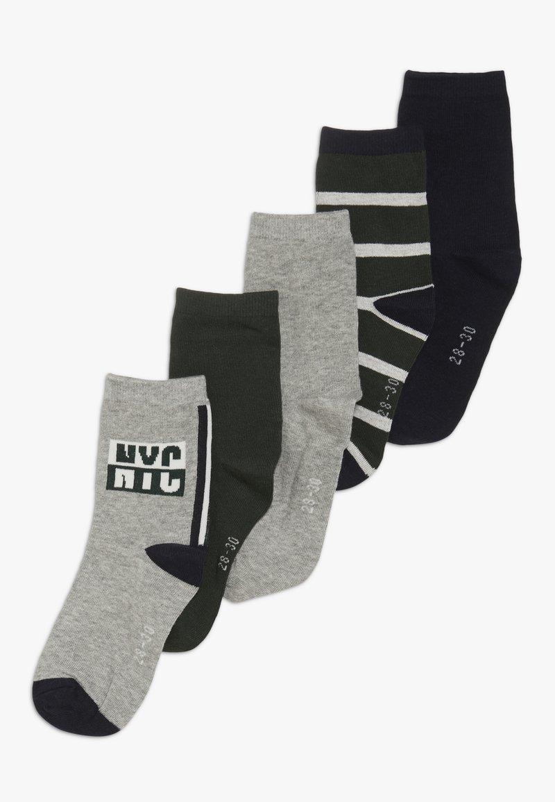 Name it - NKMVAKS SOCK 5 PACK - Socken - green gables