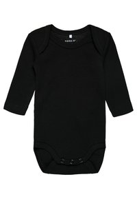 Name it - NBNBODY BABY 3 PACK  - Body - black - 2