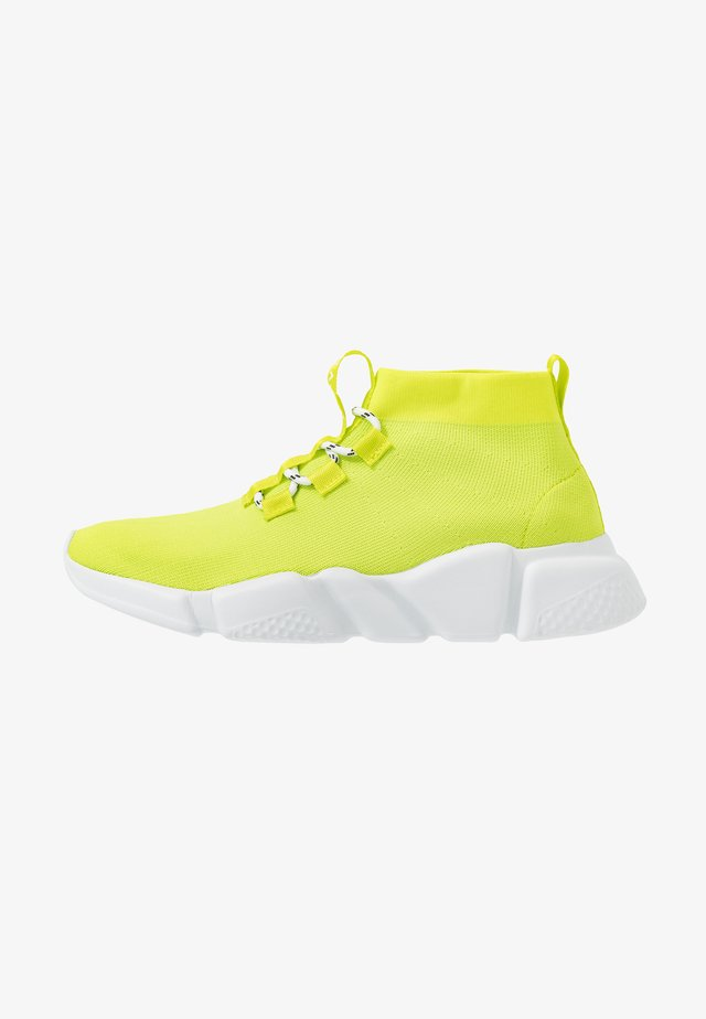 SWIFT - High-top trainers - neon