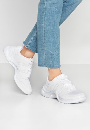 WAVY SOLE TRAINERS  - Sneakers - white
