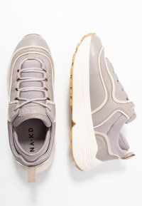 NA-KD - ROUNDED CHUNKY TRAINERS - Tenisky - lilac - 3
