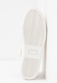 NA-KD - BASIC TRAINERS - Slippers - beige - 6